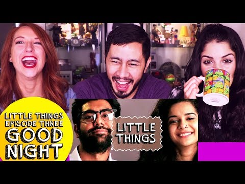 Little Things | Episode 3 | Reaction | Stacy Howard & Kiana Madani!