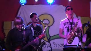 Video Senzace příštího léta, Hřib, Klub Bamboo, Zlín, 19. 12. 2015