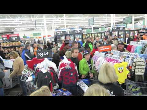 Black Friday 2013: Walmart Kicked Me Out For THIS video