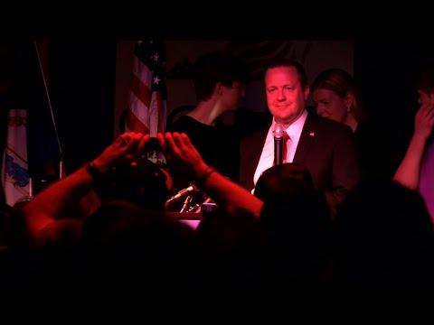 Corey Stewart Wins Virginia GOP Senate Primary