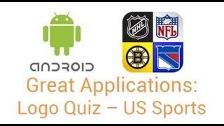 Logo Quiz - NHL, NFL, MLB etc. YouTube video