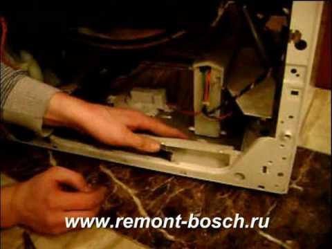 Ремонт амортизаторов стиральной машины бош своими руками