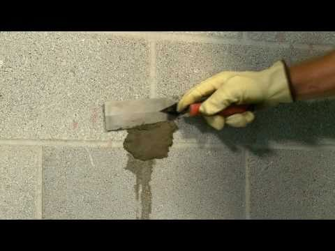 How to Stop Leaks in Concrete Walls