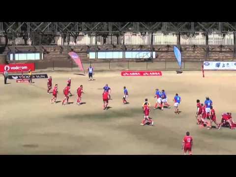 Falcons u19 vs Limpopo Blue Bulls u19 23 Aug 2014