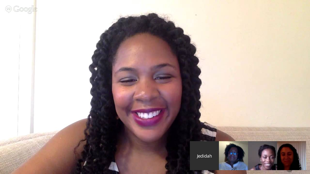 Vanguard: Conversations with Women of Color in STEM – Episode 1