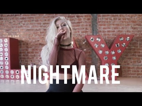 Nightmare - Halsey - Choreography By Marissa Heart - Heartbreak Heels