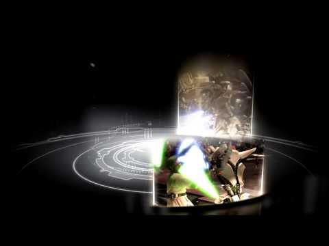 Star Wars Episode III - Revenge of the Sith  Blu Ray Menu