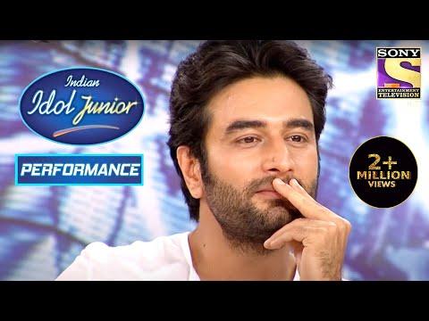 Shekhar Is Astonished At Aaryan's Performance On 'Naina' | Indian Idol Junior
