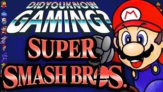 Super Smash Bros (N64) – Did You Know Gaming? Feat. ItsaDogandGame [7:23]