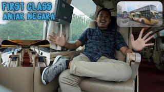 "Video MANTAB! Naik Bus ""FIRST CLASS"" Antar Negara | Perjalanan Mewah Transtar Solitaire ke Kuala Lumpur MP3, 3GP, MP4, WEBM, AVI, FLV Januari 2019"
