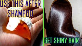 Video Use this After Shampoo & Get Shiny Hair, Silky Hair, Soft Hair in Just 2 Minutes || Priya Malik MP3, 3GP, MP4, WEBM, AVI, FLV Maret 2018