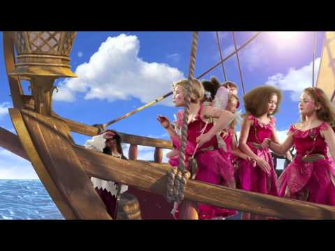 Tinker Bell and the Pirate Fairy Music Video | Official Disney HD