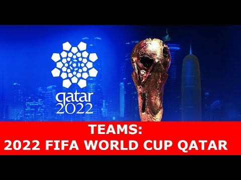 2022 FIFA WORLD CUP Qualifying Teams : PREDICTION || Qatar 2022 World Cup Teams
