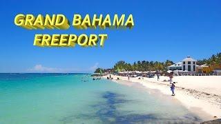 Freeport Bahamas  city photo : Freeport - Grand Bahama 2016 HD