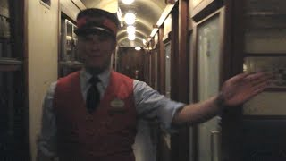 Hogwarts Express train full ride POV - Diagon Alley to Hogsmeade at Universal Orlando