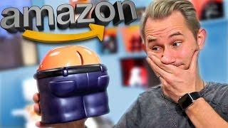 Video 10 Strange Things On Amazon! MP3, 3GP, MP4, WEBM, AVI, FLV Juni 2019
