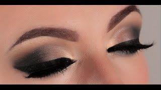Smouldering Smokey Eye - YouTube