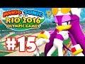 Mario Sonic Rio 2016 15 Desafio Em Duas Rodas