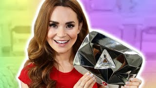 THE DIAMOND PLAY BUTTON!!!