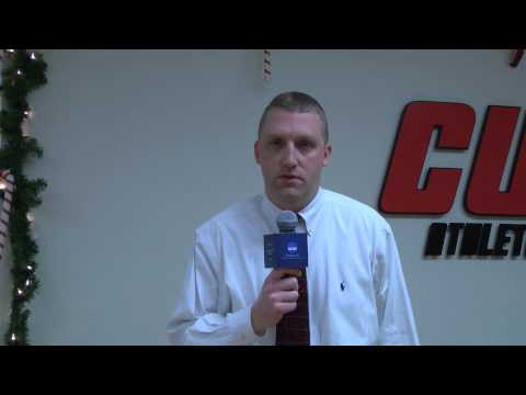 CUA Men's Basketball Holiday Inn Classic, CUA 77, Denison 35