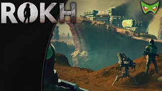 Rokh on steam: http://store.steampowered.com/app/462440/ROKH/Be a Martian! ROKH is a multiplayer survival sandbox game set on Mars, rooted in scientific and realistic anticipation. With deep crafting & building systems, enjoy the Red Planet as your sandbox!Other Videos To Check Out!►Oxygen Not Included: http://bit.ly/DraaxNoOxygen►Northgard: http://bit.ly/DraaxNorthgard►Conan Exiles: http://bit.ly/ConanLP►Subscribe! - http://bit.ly/sub2Draax►Twitter: https://twitter.com/draaxlp►Twitch: http://www.twitch.tv/draaxlp►Affiliate Links For Gear I use!What Mic do I use? http://amzn.to/2mTGucRWhat Headset do I wear? http://amzn.to/2nksUKXWhat Keyboard do I use? What Mouse do I use? http://amzn.to/2nkHfqSWant to help support my channel? Check out these options!►Patreon - http://bit.ly/PatreonDraax►Paypal - http://bit.ly/SupportDraax