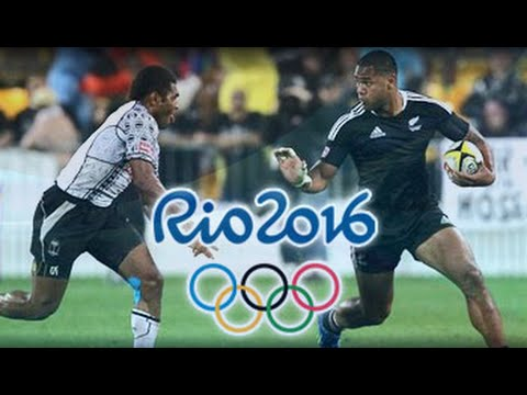Rugby 7s: Olympic Trailer 2016