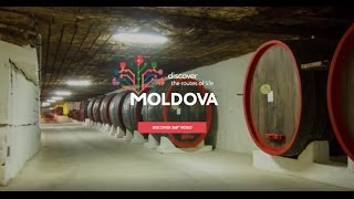 Discover one of Moldova's National Patrimony sites - Cricova Underground City, one of the larges wine cellars in the world!