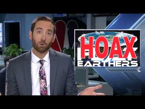 "Portland Meteorologist rips apart ""Flat Earthers"" in under 5 minutes"