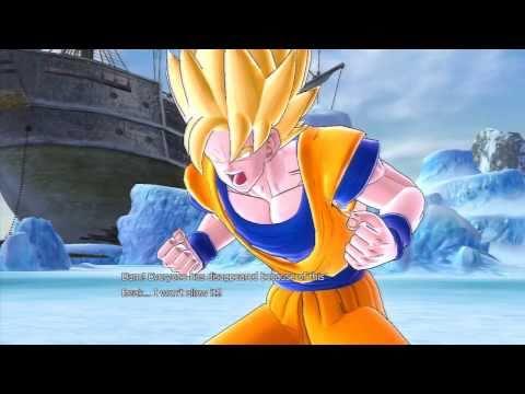 DragonBall: Raging Blast 2 – 'Goku SSJ vs Kid Buu Gameplay [PS3 Demo]'