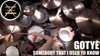 Gotye - Somebody That I Used To Know - Drum Cover Remix - Johnkew