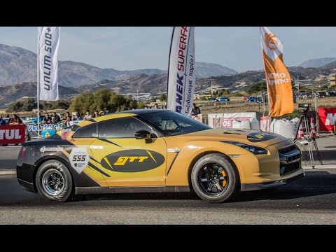 R - Another ¼-mile record for Nissan GT-R R35 was set during the Unlim 500+ Stage 14: Destination Greece event held last weekend! This time it was the hour of triumph for the Nissan GT-R R35 Mk.1...
