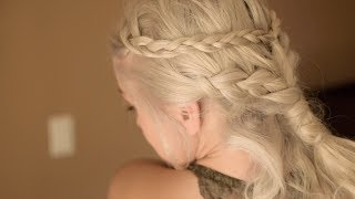 In honor of GOT Season 7 I did a throwback hairstyle from season one. Khaleesi's Dothraki Braid! Thank you guys for watching, let me know if you want me to m...