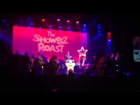 Showbiz roast: Geechy Guy