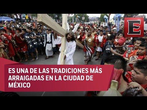 Buscan que Pasión de Cristo de Iztapalapa sea Patrimonio de la Humanidad