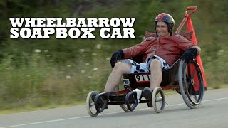 Andrew goes for speed with his soapbox car that duals as a wheelbarrow.What projects should we make next? Let us know in the comments!All Brojects, all the time: http://www.cottagelife.com/brojectsSubscribe to Cottage Life on YouTube: http://bit.ly/19UCmwFDIY projects, design tips, recipes and more: http://www.cottagelife.comTwitter: http://www.twitter.com/cottagelifeFacebook: http://www.facebook.com/cottagelifePinterest: http://pinterest.com/cottagelife/Subscribe to Cottage Life Food: https://www.youtube.com/cottagelifefoodSubscribe to Cottage Life Style: https://www.youtube.com/cottagelifestyle
