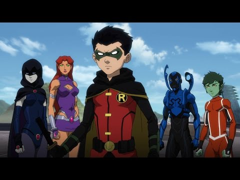 Justice League vs. Teen Titans (Trailer)