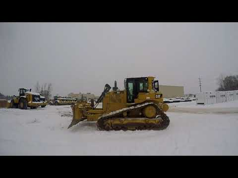 CATERPILLAR TRACK TYPE TRACTORS D6TLGPVP equipment video dFkVEhtkdb0