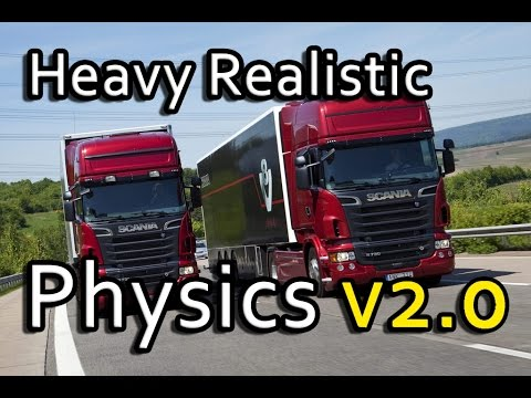 Heavy Realistic Physics v2.0