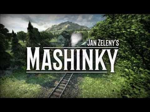 Mashinky 🔥 RU 🔥 Симулятор железной дороги. Начало.🔥