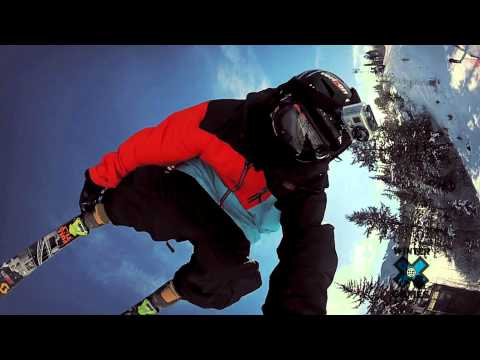 Winter X Games por GoPro HERO2
