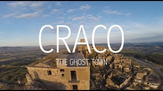Craco - The Ghost Town - A Drone's View - #matera2019