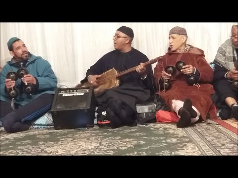 Lila 2017 Màalam Smail Rahil & Màalam Abdelkbir Marchan – BouYandi – & Gnawa Oulad Bambra