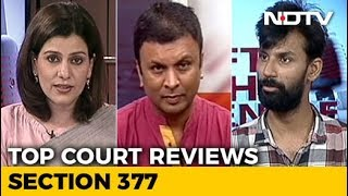 Video Time To End Section 377: Will Supreme Court Make History, Legalise Gay Sex? MP3, 3GP, MP4, WEBM, AVI, FLV September 2018