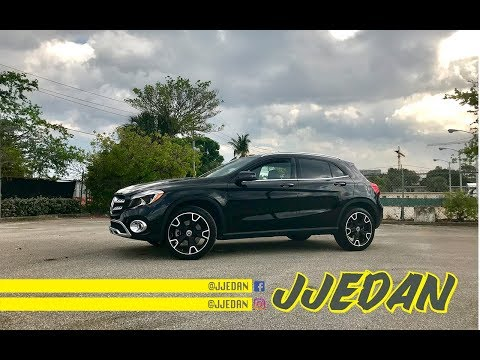 2018 MERCEDES BENZ GLA250 TEST |2.OT 208KS|