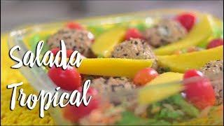 Experimente - Salada Tropical
