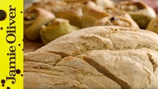 Homemade Bread | Keep Cooking and Carry On | Jamie Oliver by Jamie Oliver