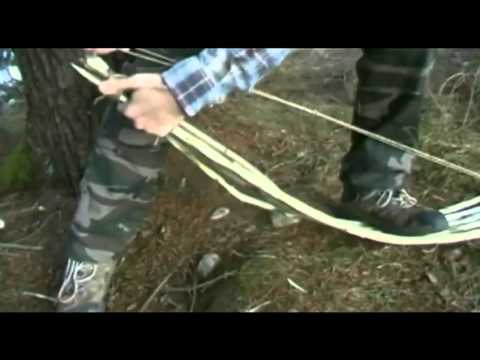 "Bushcraft - Survival Experience Ep.3 ""Racchette da neve"" By Team SuperTRAMP & Missione-Avventura.it"