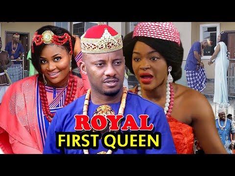Royal First Queen Season 1 & 2 - ( Yul Edochie / Chizzy Alichi ) 2019 Latest Nigerian Movie