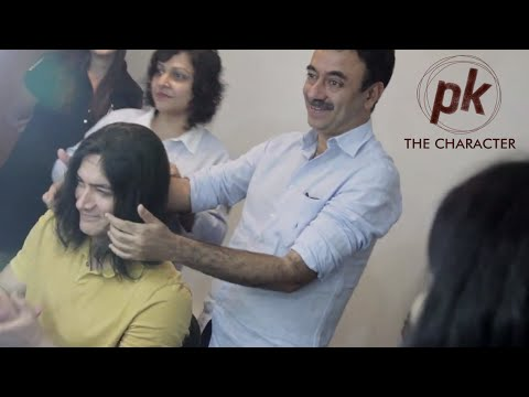 P-K The Character | Behind The Scenes