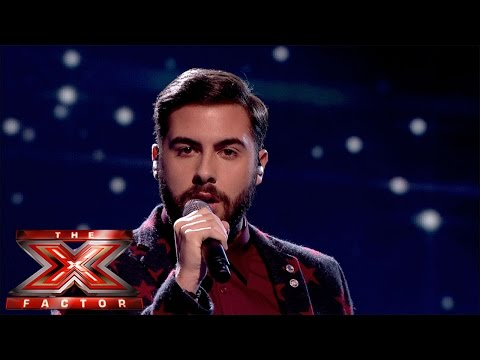 andrea - Visit the official site: http://itv.com/xfactor Ahhhhh, Andrea Faustini, the quietest guy backstage with the biggest voice on stage. Andrea is looking dapper...